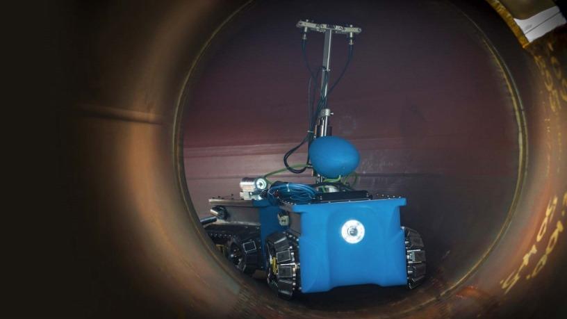In pipe robotics