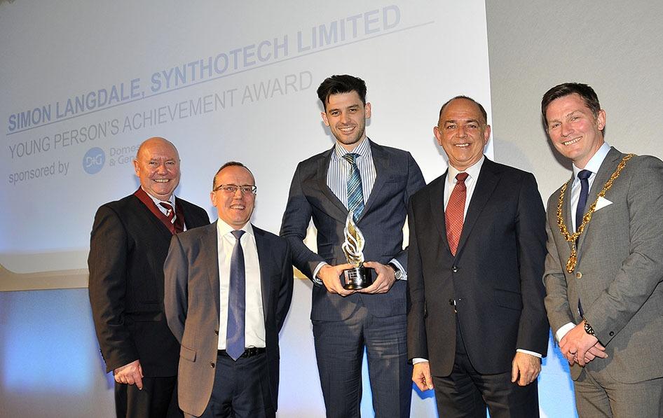 Simon langdale young persons achievement2