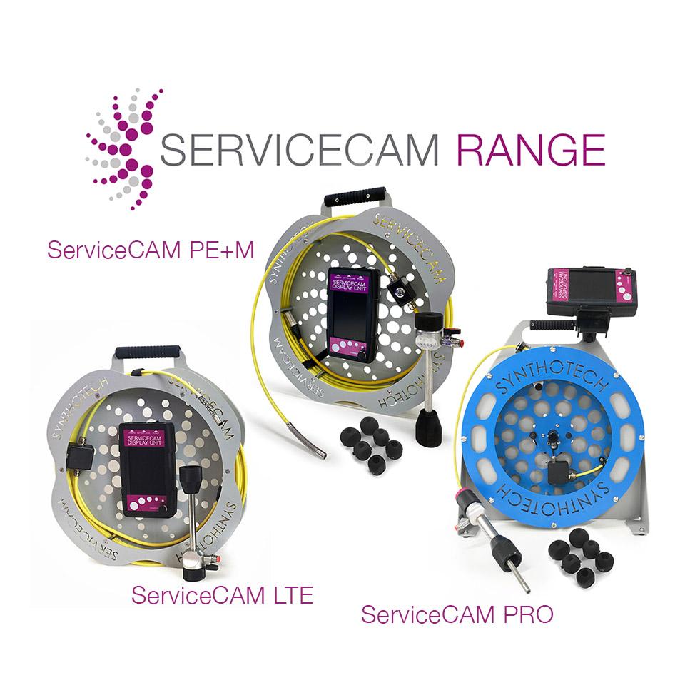 Servicecam range news