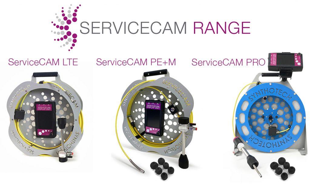 Servicecam range sm